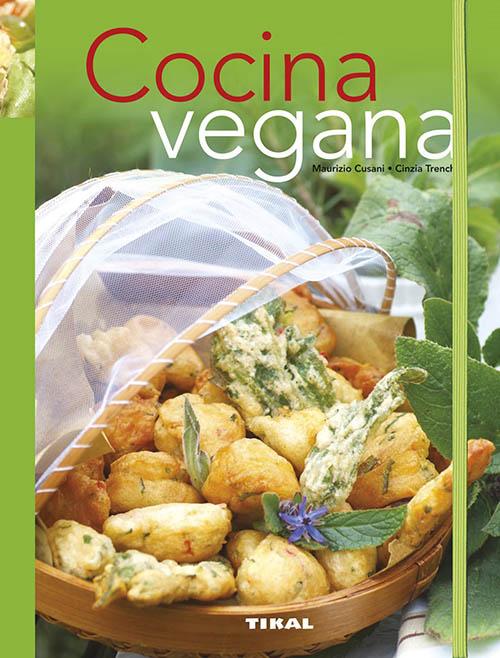 Libros de cocina vegana en castellano: Cocina Vegana