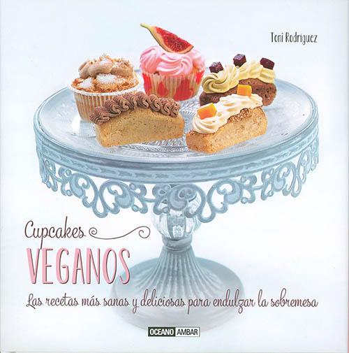 Libros de cocina vegana en castellano: Cupcakes veganos