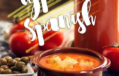 Ensaladas y platos veraniegos typical spanish 100% veganos - GastronomiaVegana.org