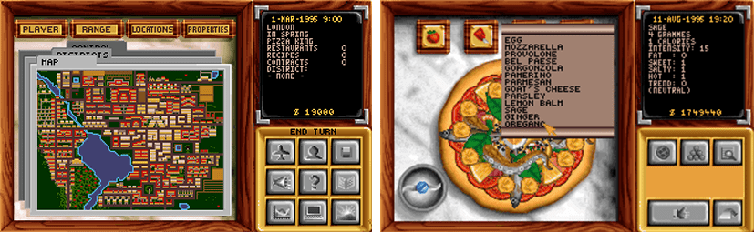 Pizza Tycoon (1994)