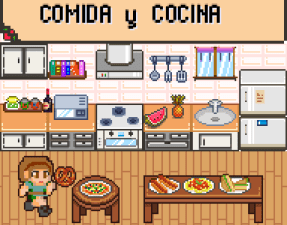 Videojuegos sobre comida y cocina - GastronomiaVegana.org