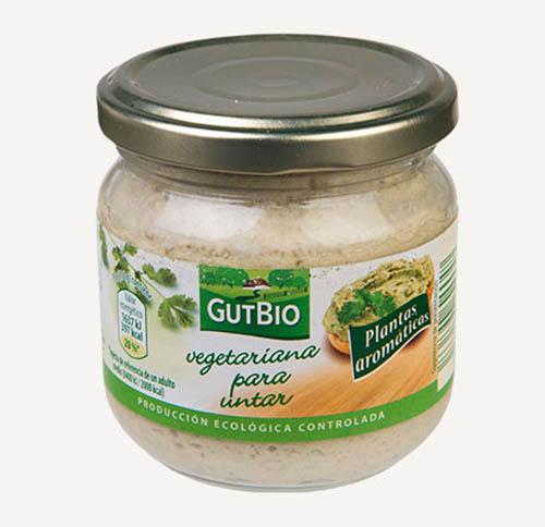 Patés vegetales GutBio
