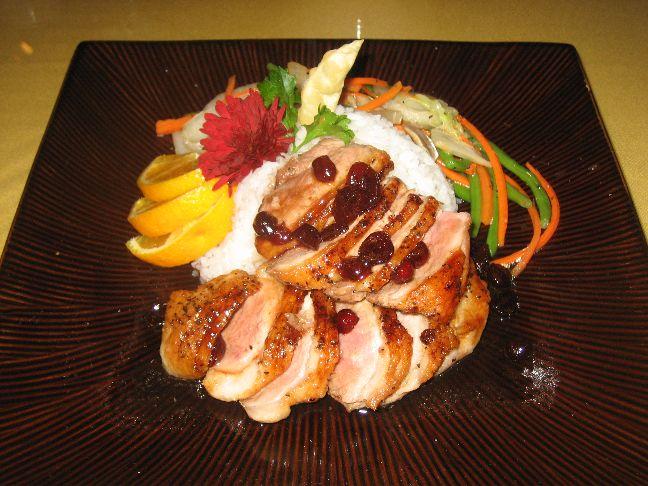 yamasaki duck breast