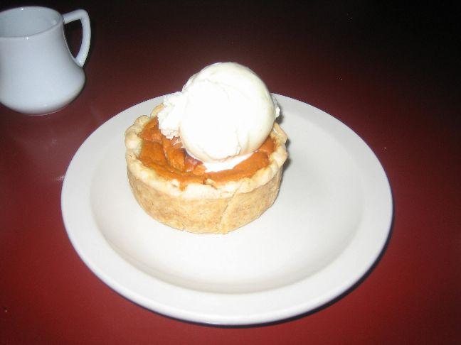 stella grill warm sweet potato tart