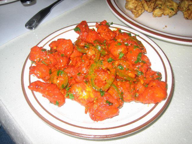 ganesh indian cuisine chicken 65