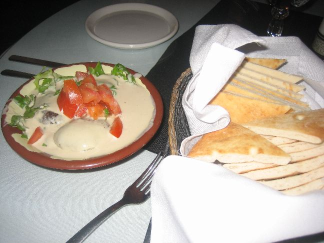 Cedars of Lebanon falafel
