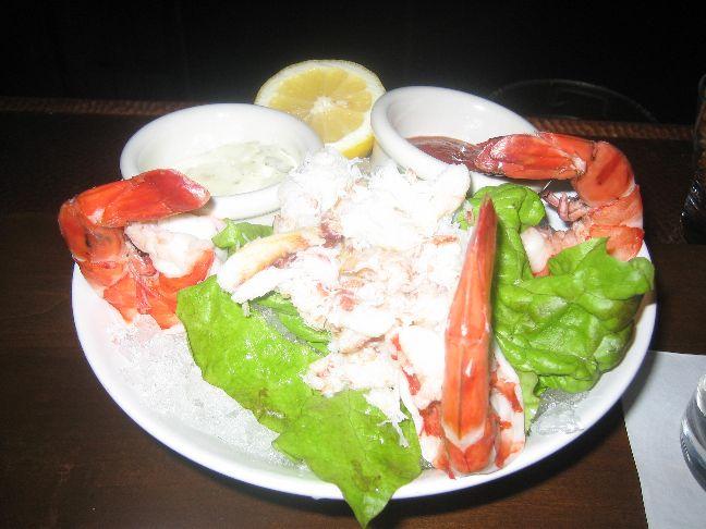 spencers shrimp and crab salad