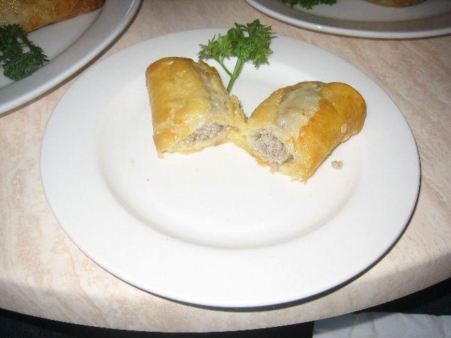 Elizabeth's Bakery and Tea Shop sausage roll 2