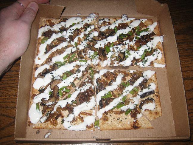 au naturale normandy pizza
