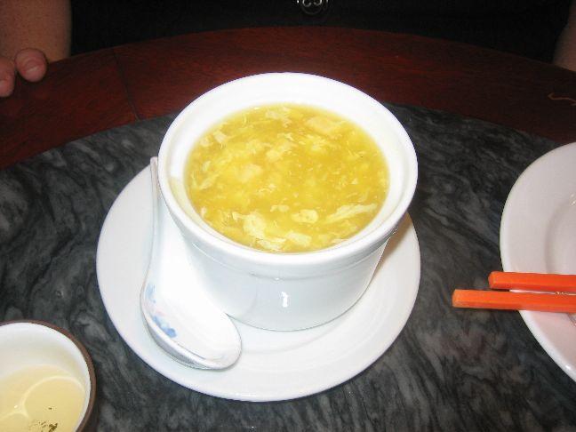 Hong Kong Tea House and Restaurant soup