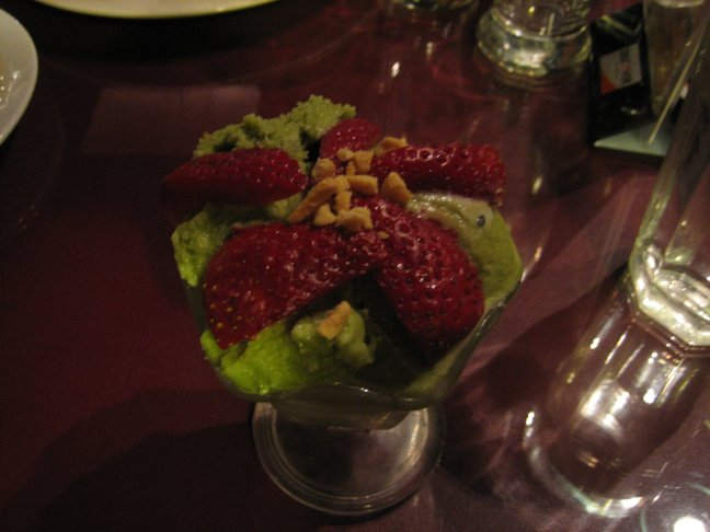 thai garden green tea ice cream