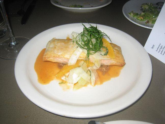 eva phyllo wrapped salmon