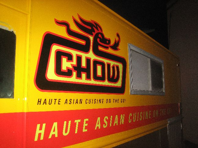 chow truck one