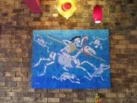 frida bistro artwork one