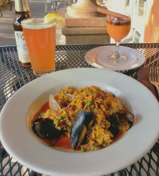 oasis paella special