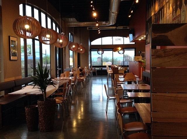 taqueria 27 holladay location interior shot