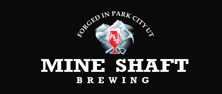 mine shaft brewing park city logo
