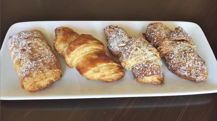 Passion Flour Patisserie pastries