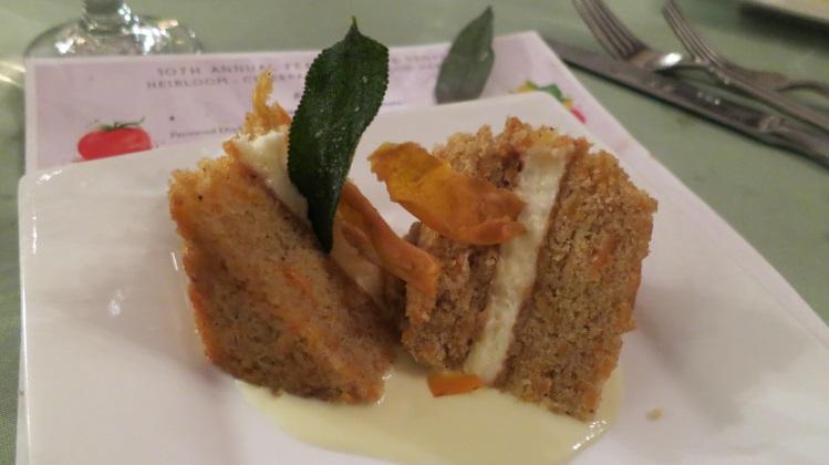 courtney mcdowell finca carrot cake