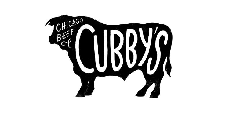 cubbys chicago beef logo