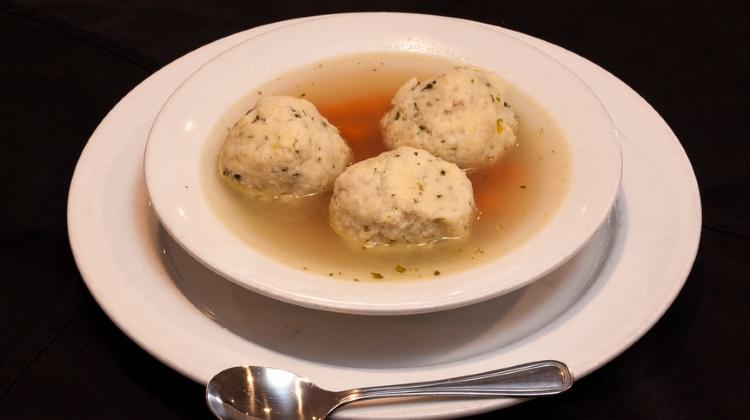 the pickle jar matzo ball soup