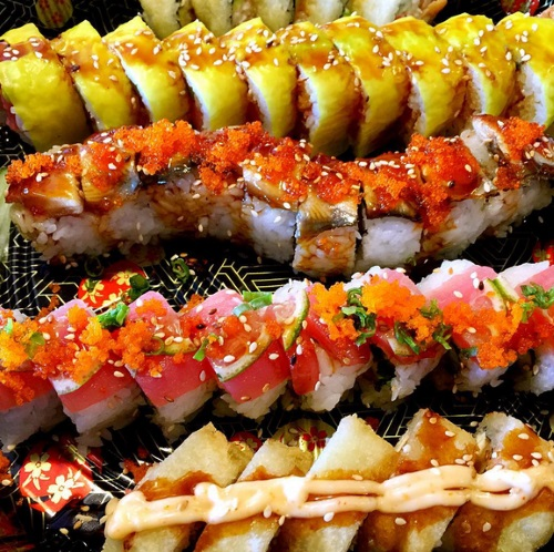 sono sushi express sushi