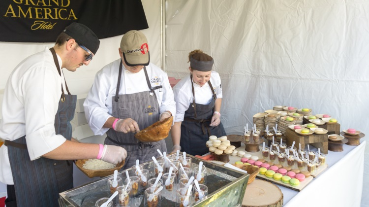 Taste Of The Wasatch 2015 grand america