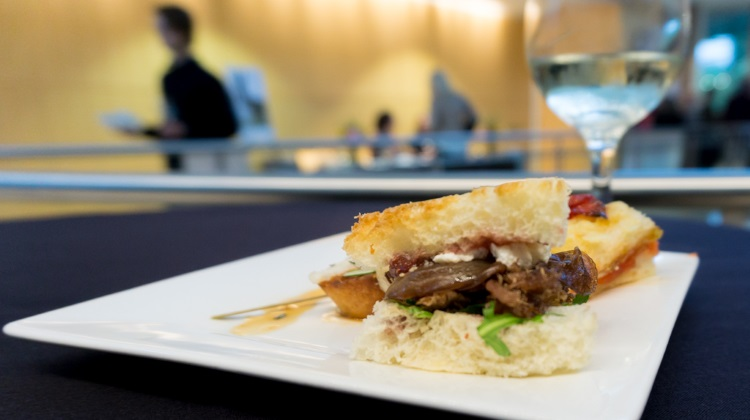 Feast Of The Five Senses 2015 - Liberty Heights Fresh' duck confit