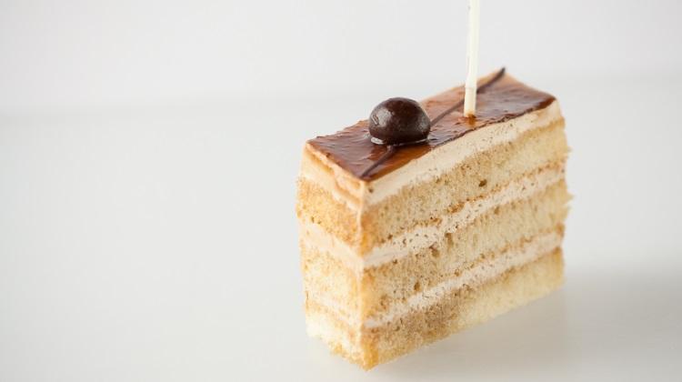 Biscotts: coffee cake