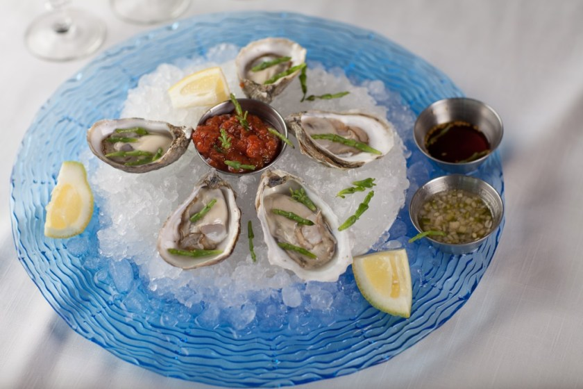 Current Oysters