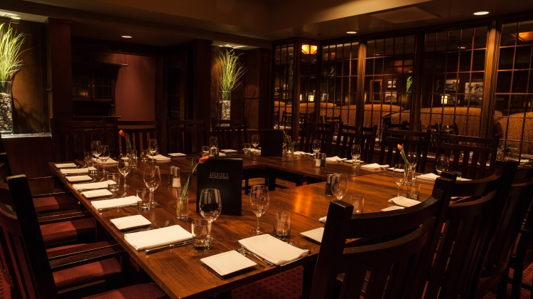 private dining at spencers