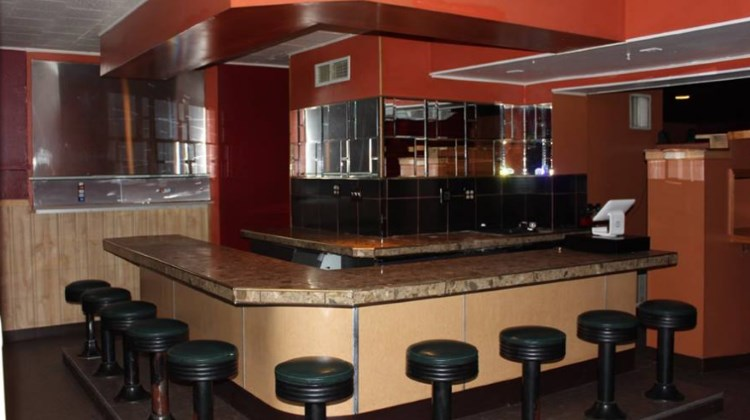 Afghan Kitchen - counter seating