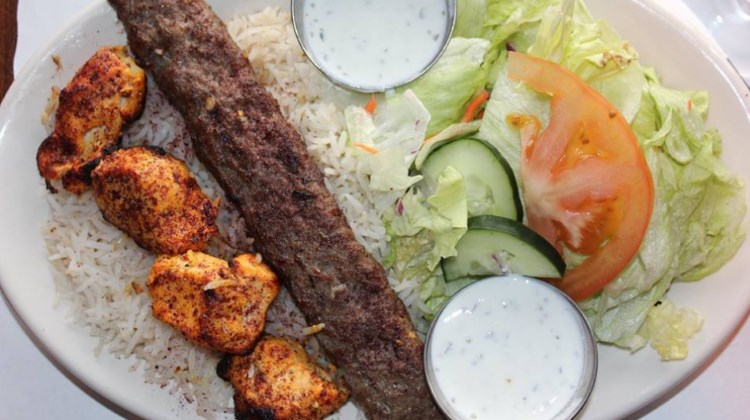 afghan kitchen shami kabab