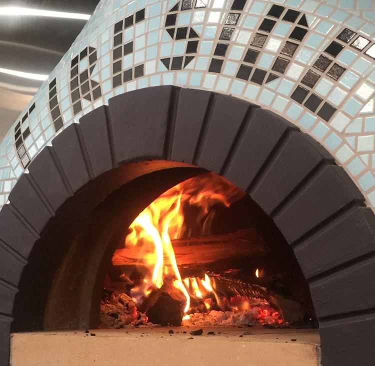 fireside on regent Valoriani oven