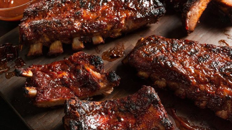 Porch - all you can eat ribs
