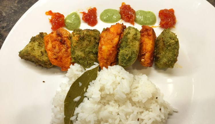 Sample this Cafe India dish for free this Saturday