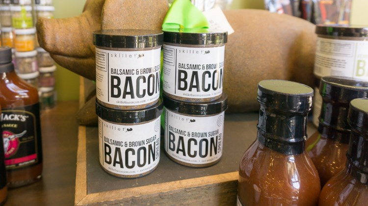 We Olive - bacon
