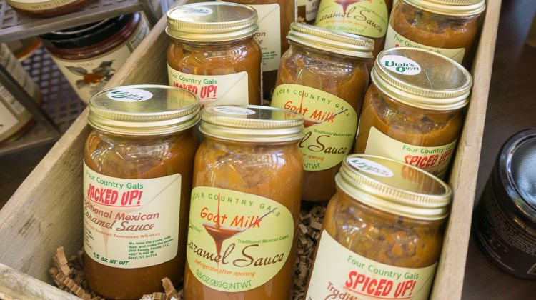 We Olive - Four Country Gals Mexican caramel sauce