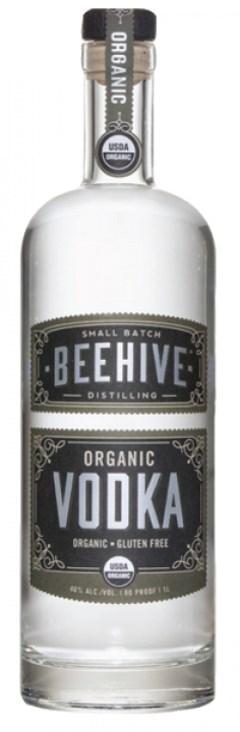 Beehive Distiling - organic vodka