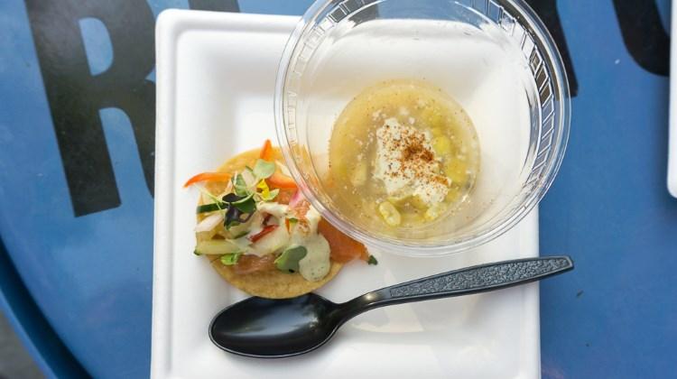 Eat Drink SLC - Frida Bistro plate