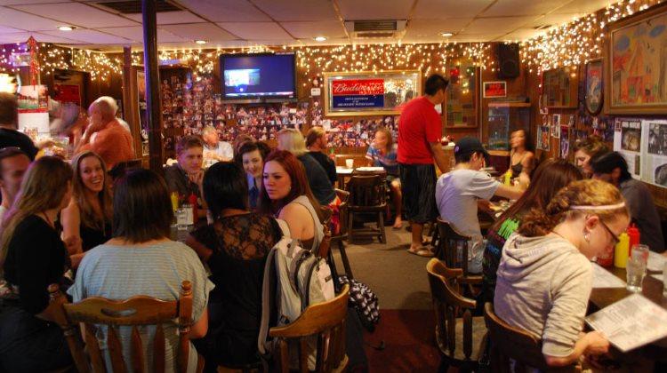Big Ed's - interior. Credit, Utah Stories