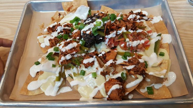 Bolt Cutter - nachos. Credit, SLC Vegan FB group.