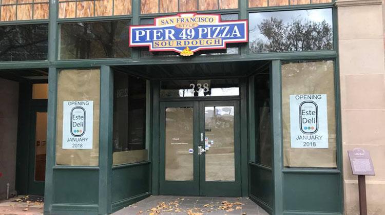 Old Pier 49 Pizza and New Este Deli