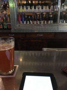 ABG's Bar beer case