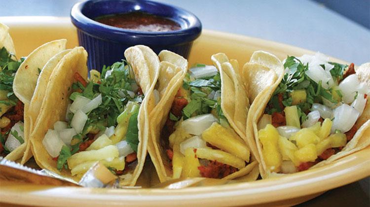 Tacos Al Pastor (Chungas)