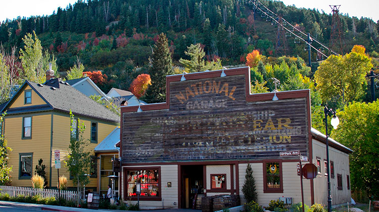 High West Saloon in Park City (High West)