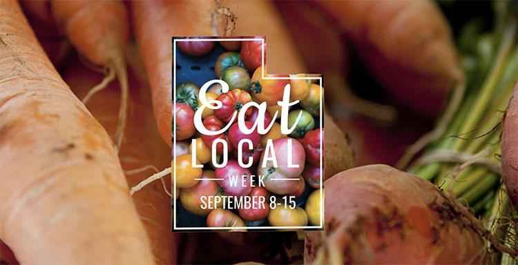 Eat Local Week 2018