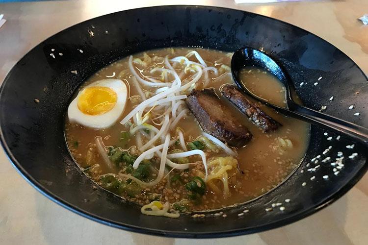 Ramen Nation - miso ramen bowl (Doug Fox | Daily Herald)