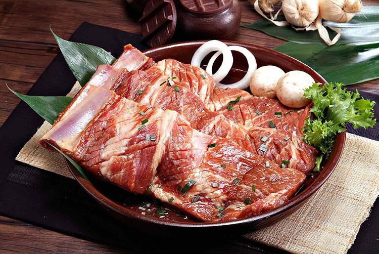 Kalbi Korean short rib (Ejo)
