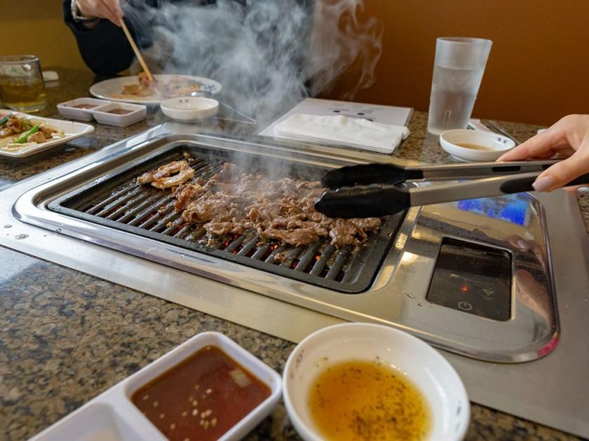 EJO Korean BBQ - brisket